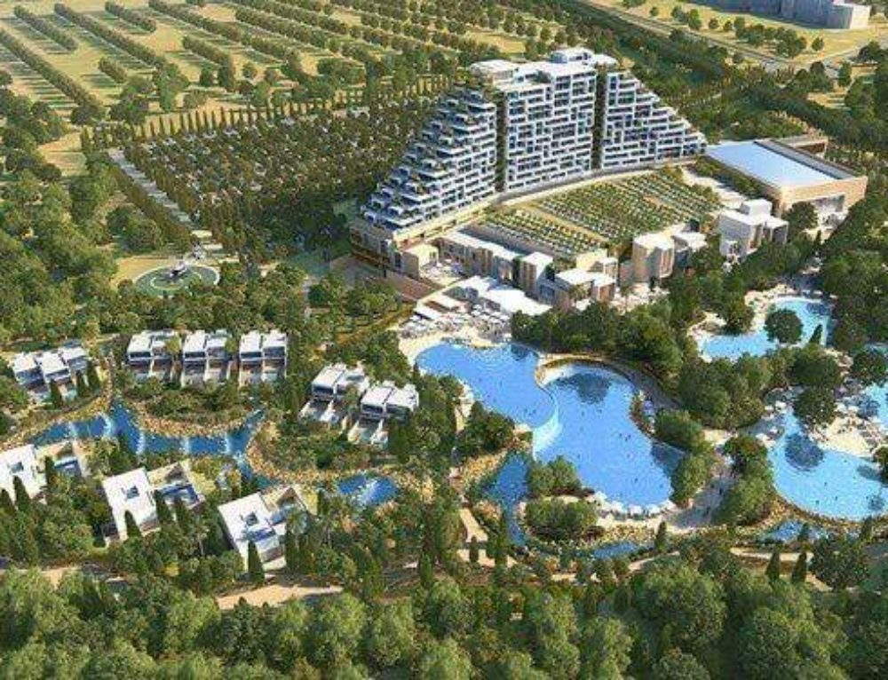 Largest casino in Europe is being built on Cyprus