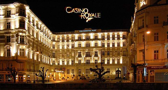 where was casino royale filmed?