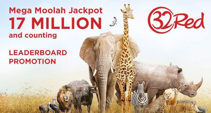 mega moolah jackpot over 17 million