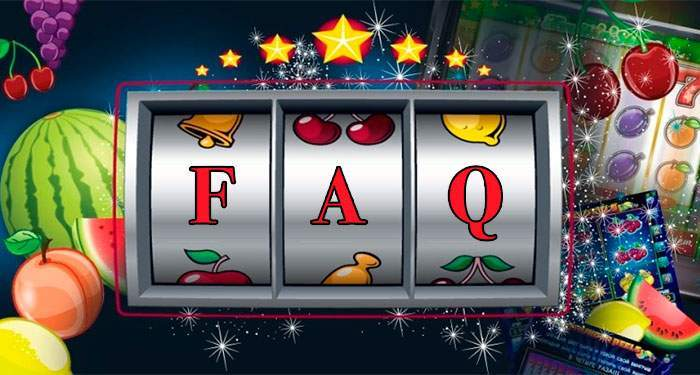online casino frequently asked questions