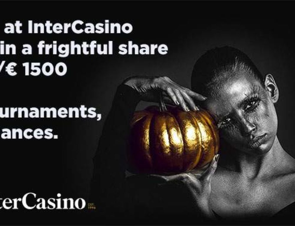 Halloween Horror Show at Intercasino