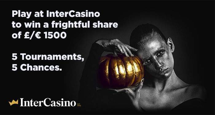 halloween horror show bonus InterCasino