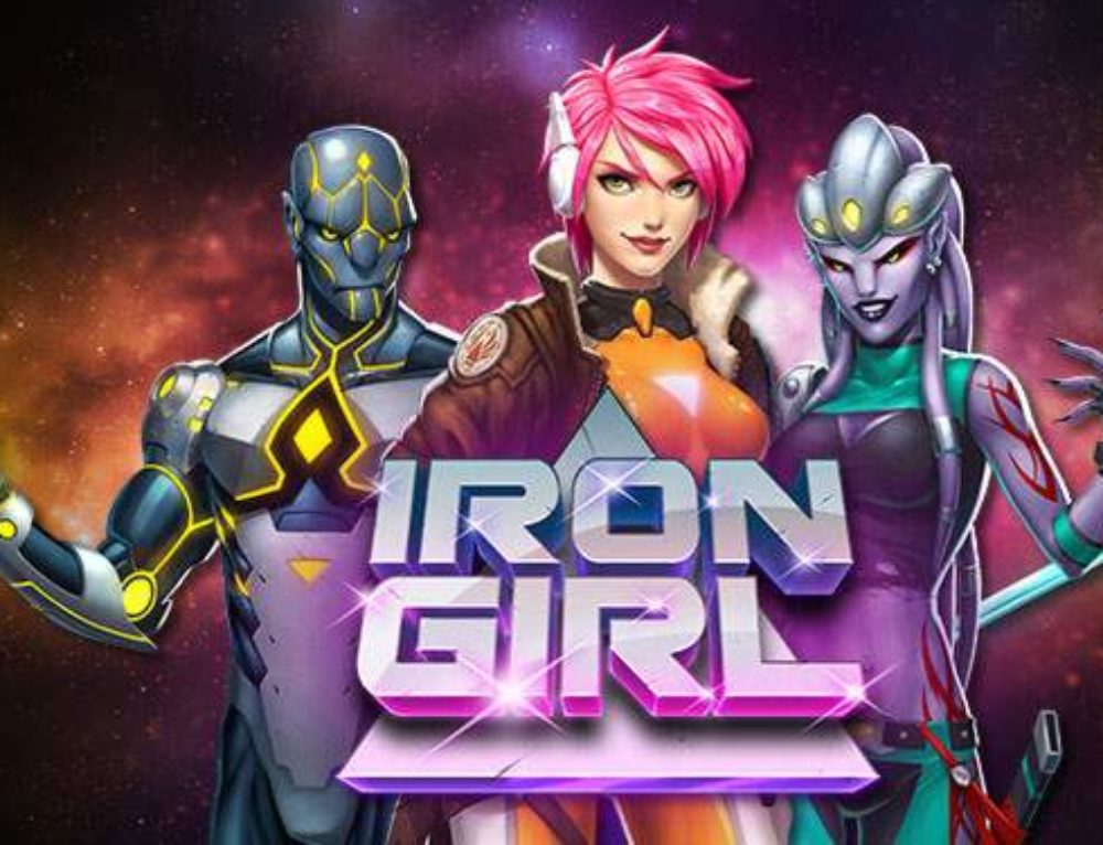 Spin that reel – Iron Girl slot review