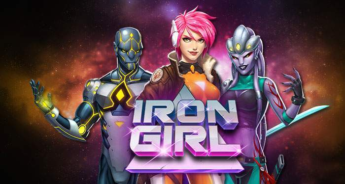 casino slot review iron girl