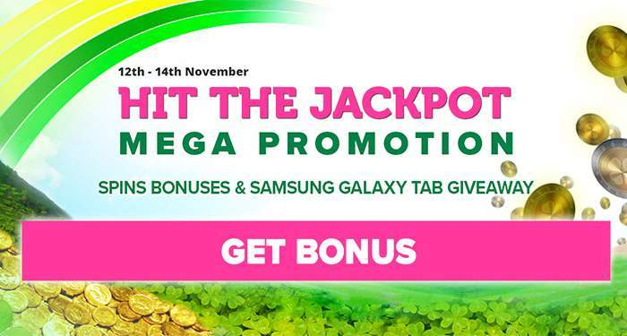 casinoluck jackpot promotion