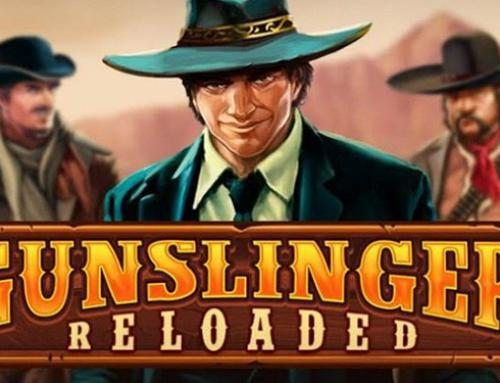 Spin that reel – Gunslinger Reloaded slot review