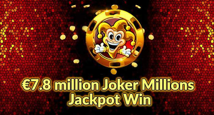 7.8 million jackpot win at LeoVegas