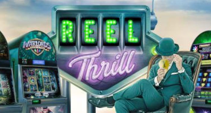 reel trhill at mr green in november