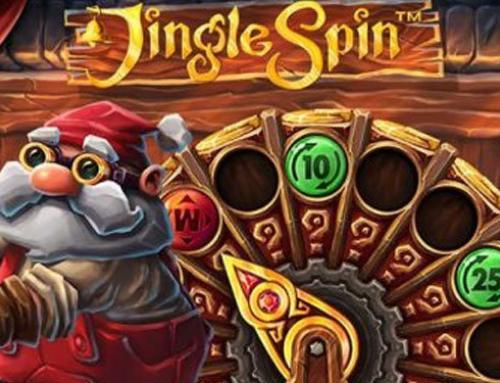 Spin that Reel – Jingle Spin Spiel Bewertung