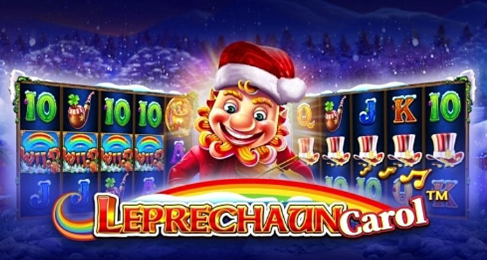 leprechaun carol christmas slot top 5