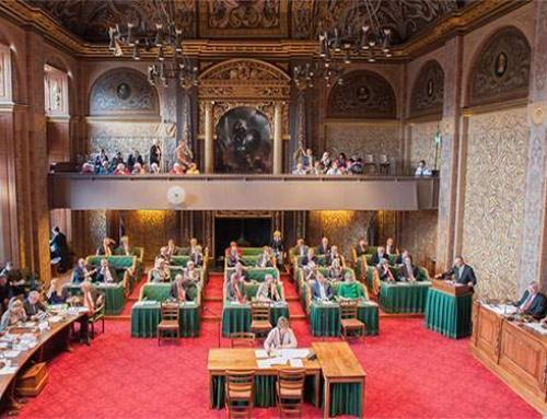 New online gambling act approved by Dutch senate