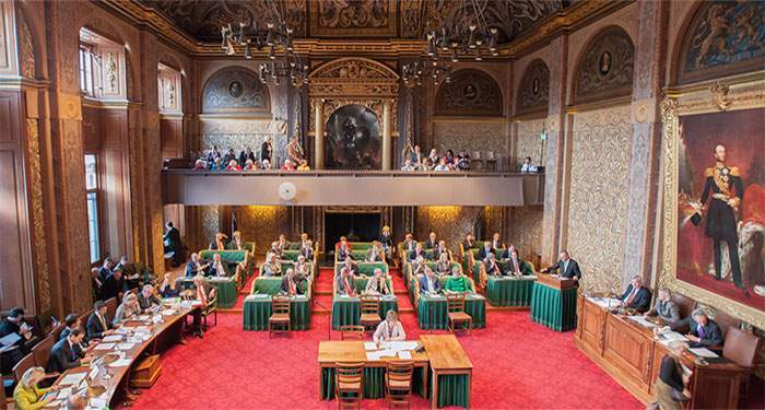 dutch senate approves of new gambling act. Green light for online casinos to enter the Dutch market