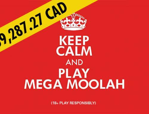 Mega Moolah Jackpot passes 18 million mark!