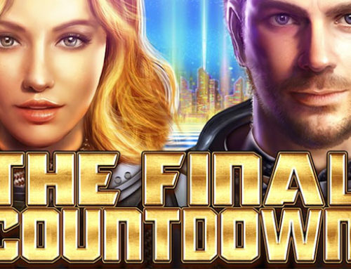 Spin that Reel – The Final Countdown Spel Recension