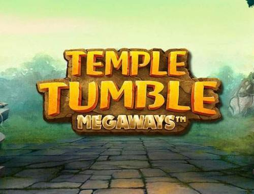Spin that reel – Temple Tumble Slot Review