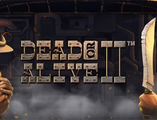 Spin that Reel – Dead or Alive II slot review