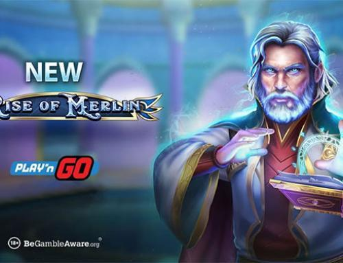 Spin that reel – Rise of Merlin slot review
