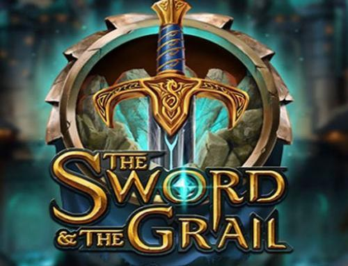 Spin that reel – The Sword and the Grail slot recension