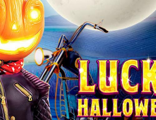 Spin that reel – Lucky Halloween slot review