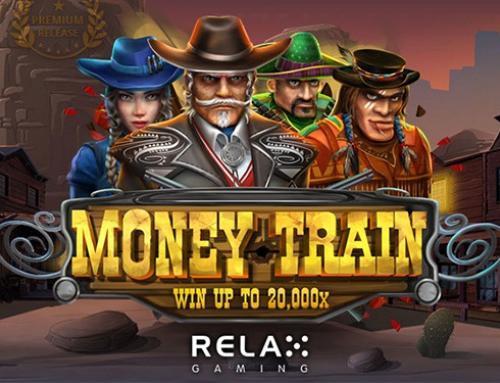 Spin that Reel – Money Train Spel Recension